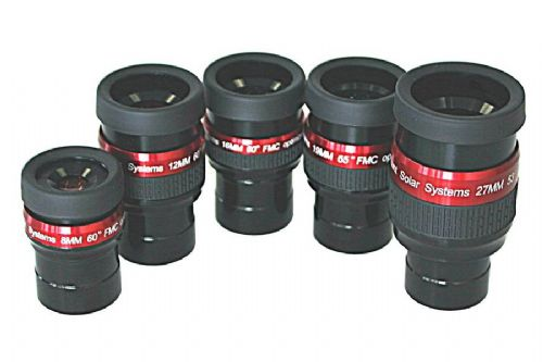 Lunt Solar Systems Eyepieces